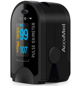 AccuMed CMS-50D Pulse Oximeter