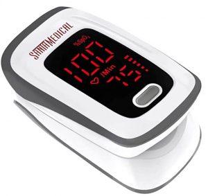 Santamedical Jumper Fingertip Pulse Oximeter