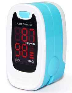 CONTEC LED CMS50M Pulse Oximeter