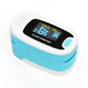 Omron pulse oximeter